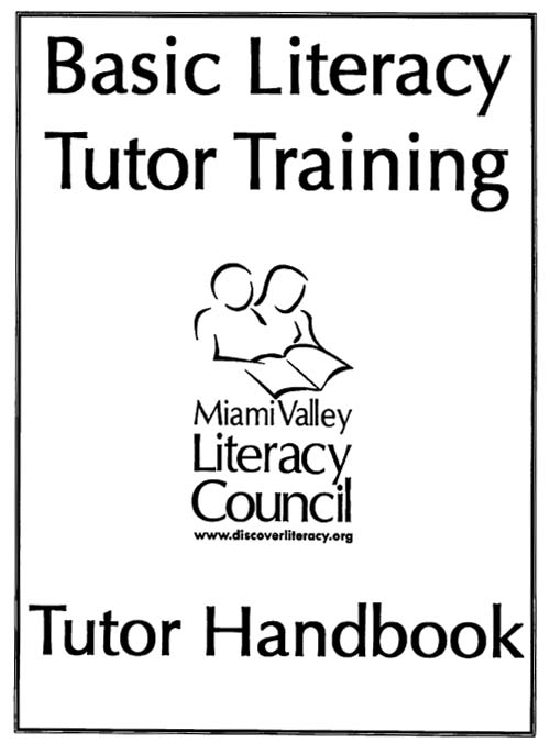 Basic Literacy Tutor Training: Tutor Handbook