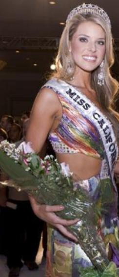 Carrie Prejean, Miss California 2009